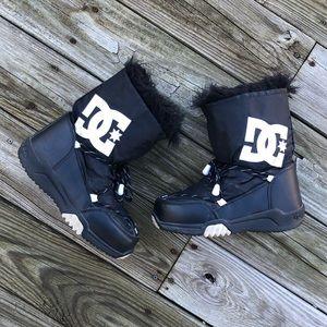 DC Shoes Faux Fur Snow Boot